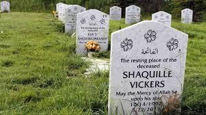 Muslim Grave